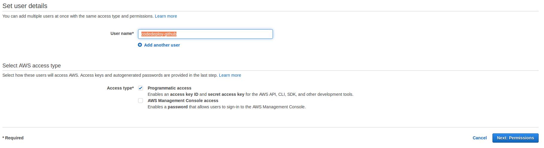 codedeploy-create-user