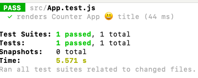 test-result